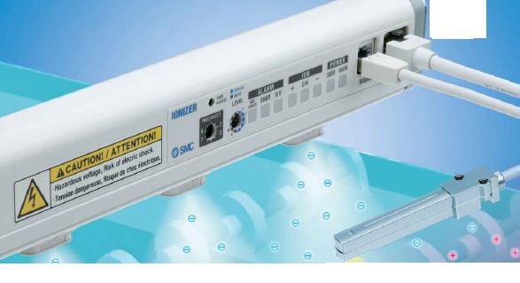 Ionizer Fan Quality Pneumatics Control Equipment Smc