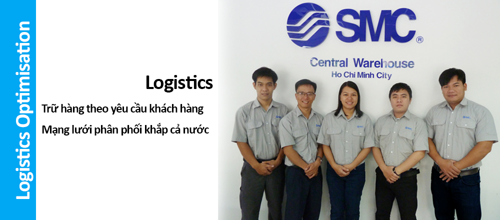 Logistics-Optimisation